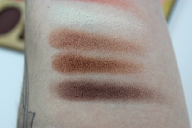 lunatick cosmetic labs vegan contouring palette kosmetik indie brands before after vorher nachher highlighter strobing schminke warm