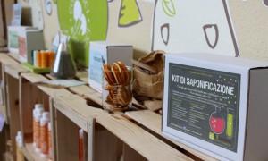 La Saponaria Naturkosmetik vegan Vivaness 2016 DIY Kits