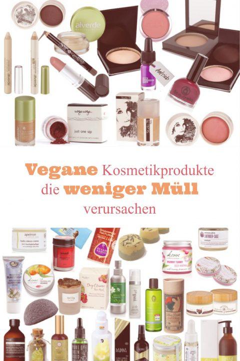 Low Waste Kosmetik zero-waste-kosmetik-naturkosmetik-palmöl-plastik-vegan-pflege