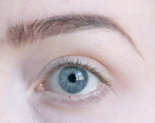 eyebrows on fleek Augenbrauen auffüllen vegan kosmetik tierversuchsfrei real techniques alverde lunatick cosmetic labs terra naturi Naturkosmetik 5