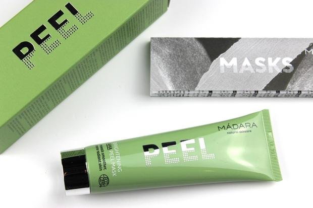 kosmetik vegan Naturkosmetik madara aha peel mask inci inhaltsstoffe milchsäure peeling maske