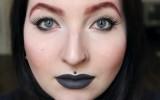 tombstone pretty zombie cosmetics liquid lipstick vegan matte cruelty free telsa inspired descender (1)