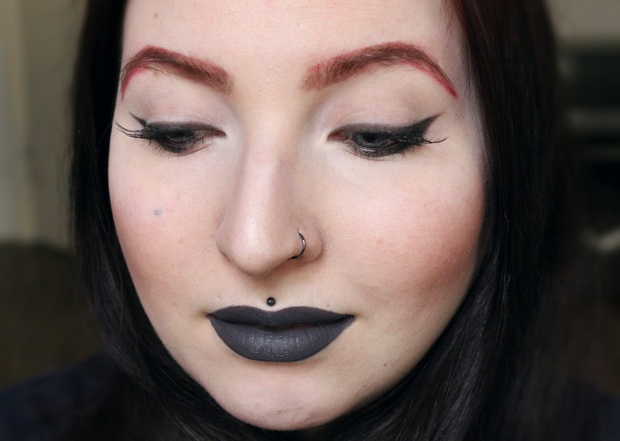 tombstone pretty zombie cosmetics liquid lipstick vegan matte cruelty free telsa inspired descender (1)