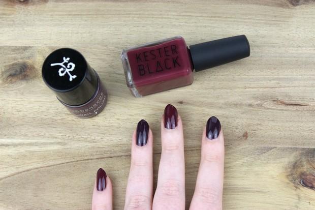 kester black benecos plum hydrate and conquer vegan kosmetik ohne tierversuche nagellack