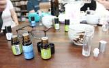 naturdrogerie ätherische öle vegan primavera farfalla menstruation diy naturkosmetik mandelöl bloggertreffen beautyjagd