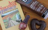 Herbst vegan tierversuchsfrei naturkosmetik kosmetik fall in love sparitual nagellack nail polish lebkuchen weiss mancave cedarwood duschgel herbstmilch buch (1)