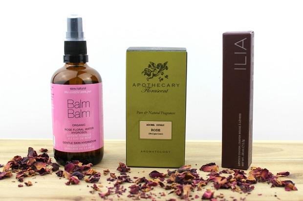 ilia lippenstift vegan Naturkosmetik florascent parfum rose balm balm hydrolat tierversuchsfrei