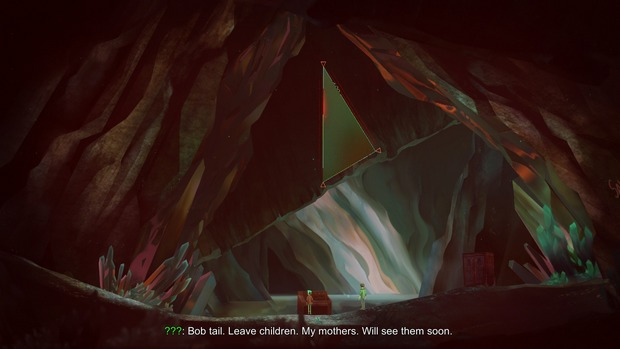 oxenfree-make-up-vegan-cruelty-free-gaming-games-geek-chrimaluxe-minerals-uoga-uoga-manic-panic-catrice-terra-naturi-amu-look-triangle-eyewing-screenshot