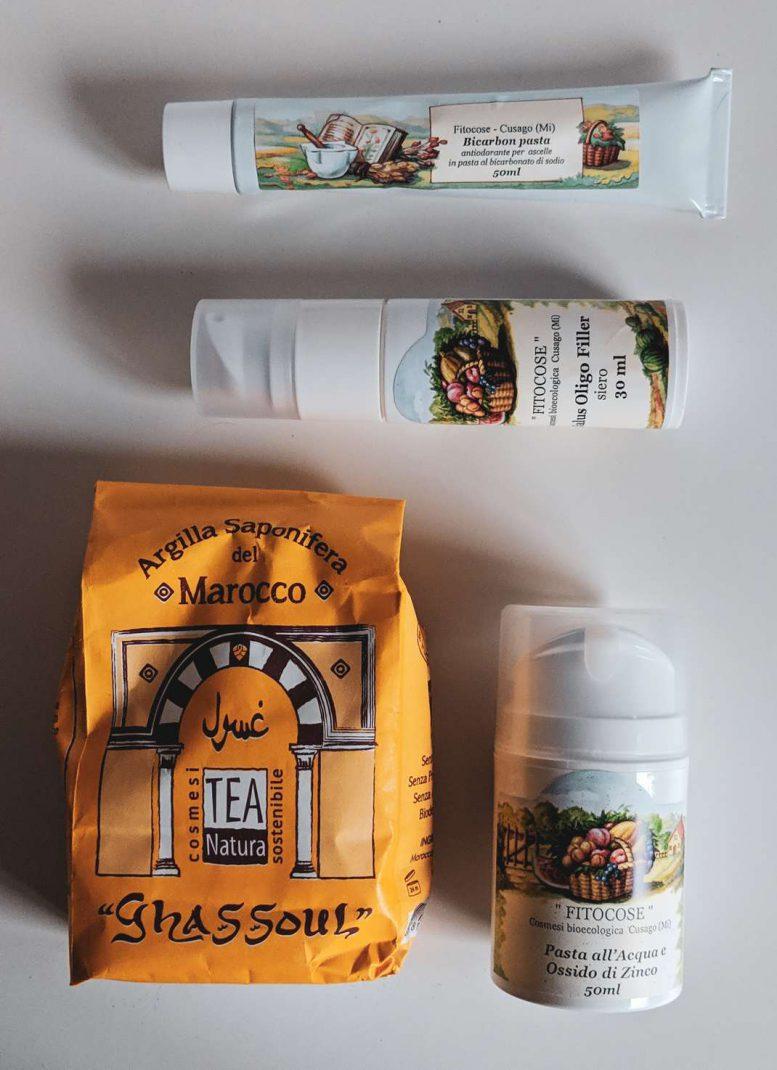 Vegan Beauty Haul Naturkosmetik cruelty free Ecco Verde Kosmetik Gesichtspflege fitocose tea natura deocreme deodorant zinksalbe lavaerde wascherde serum italien natürlich (1)