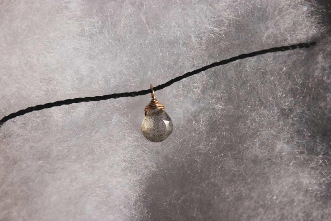 vegan weihnachtsgeschenke vegane geschenke gifts weihnachten geburtstag schenken shop small mikrame edelstein kette Labradorit
