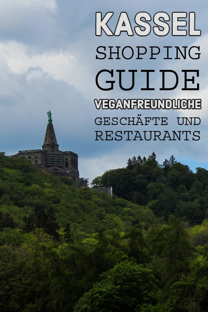Kassel Shopping Guide Vegan